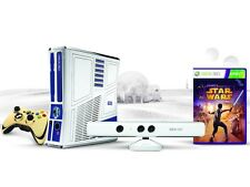 Xbox 360 Limited Edition 320 GB Kinect Star Wars Console
