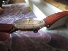 for sale *****VERY RARE 'ROXY'14K GOLD 50s/60s MANUAL WINDING ***** wrist watch