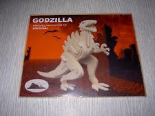 """puzzle en 3D """" godzilla"""""""