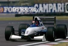 Olivier Grouillard Tyrell 020B Mexican Grand Prix 1992 Photograph