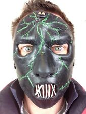 SLIPKNOT Paul Gray LATEX MASK REPLICA Halloween Costume Grigio FANCY DRESS