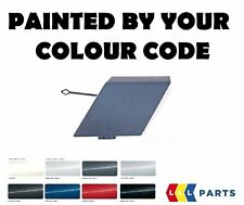 MERCEDES MB GL X164 FRONT BUMPER TOW HOOK EYE COVER PAINTED BY YOUR COLOUR CODE