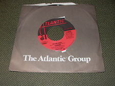 ATLANTIC RECORDS 45 R P M  SPINNERS SO FAR AWAY / MAGIC IN THE MOON LIGHT
