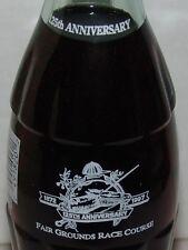 1997 Coke Coca-Cola Fair Grounds Race Course 125th Anniversary 8oz Bottle