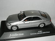 Jcollection 1:43 JC081 Toyota Crown 2005 Silver NEW