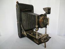 VINTAGE Kodak No 3-A FOLDING POCKET Model C CAMERA 1894 MODEL