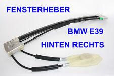 Fensterheber Mechanismus hinten rechts elektrisch ohne Motor BMW 5er E39 520