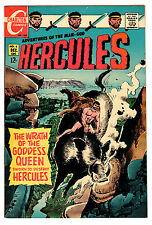 HERCULES #8 9.2 WHITE PAGES SILVER AGE