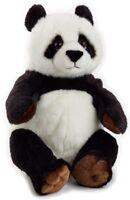 NATIONAL GEOGRAPHIC PANDA BEAR PLUSH SOFT TOY 22CM STUFFED ANIMAL - BNWT