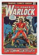 "Warlock #2- ""The World Was Evil!"" - (6.5) 1972"