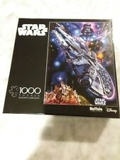 Star Wars 1000 Piece Jigsaw Puzzle (Disney) - Buffalo Games & Puzzles
