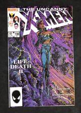 The Uncanny X-Men #198.  Marvel Comics - NM