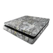 Calgary Mármol PS4 Slim Piel/Playstation 4 Slim PS4 slim piel cubierta de pegatinas