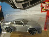 Hot Wheels Porsche 934 Turbo RSR Then and Now Silver