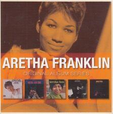 Aretha Franklin / Lady Soul, Aretha Now, Spirit in the Dark, u.a.(5 CDs,NEU!NEW)
