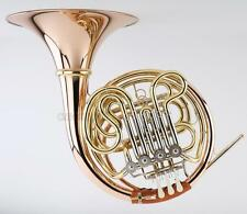 Professional Anniversary 200 Model Double French Horn Detachable Bell With Case