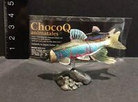 Kaiyodo Animatales ChocoQ Series 10 Pale Chub A Fish Figure