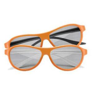 2 Bundle New Original AG-F310DP Dual Play Glasses For LG Cinema 3D TV LM9600