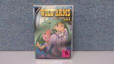 Wild Arms - Vol 3 DVD