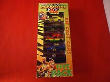 Mario Kart 64 Racing Champions Set of 5 Die Cast Cars Nintendo 64 N64 *NIB* NEW