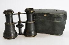 Antikes Fernglas m. Tasche !  (8509)