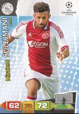 MIRALEM SULEJMANI SERBIA AFC AJAX CARD ADRENALYN CHAMPIONS LEAGUE 2012 PANINI
