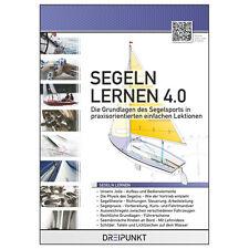 Lernprogramm 'Segeln lernen' - VERSION 4.0 # Segelschein Jolle Software CD Boot