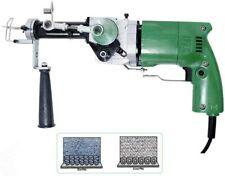 Electric Carpet Weaving Tufting Gun Rug Making Tools for Cut Pile and Loop Pile