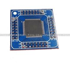 New ATMEGA128 adapter plate adapter ATMEGA128 plate Development system board