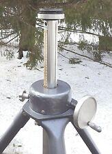 Quickset 4 53031 7 Extra Tall Survey Transit Laser Tripod Elevator Type Stand