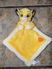 Disney The Lion King Baby Comforter, Soother Excellent Condition