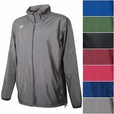 Champion Men's GO-TO Full Zip Jacket Light Weight Athletic Windbreaker All Sizes