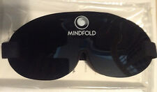 Mindfold Sleeping Eye MASK Aid Blindfold FREE Earplugs Migraine Light Sensitive