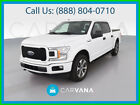 2019 Ford F-150 XL Pickup 4D 5 1/2 ft Bluetooth Wireless ABS (4-Wheel) Alarm System Keyless Entry Towing Pkg Dual Air