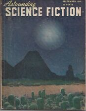 Astounding Science Fiction Sept 1948 (L.Ron Hubbard Story)