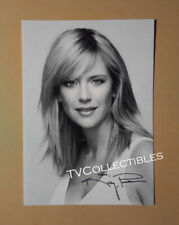 Signed Photo~ Actress KELLY PRESTON ~Autographed headshot ~CSI Cyber