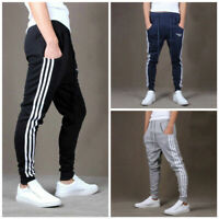 Tri-Band Pantalon Homme Jogging Training Leggings Gym Pantalons Entrainement