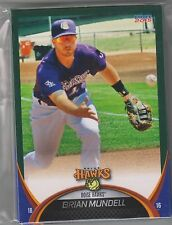 COMPLETE 2015 BOISE HAWKS TEAM SET MINOR LEAGUE SS COLORADO ROCKIES