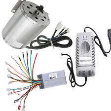 48V 1800W Electric Scooter Bicycle Tricycle  Brushless Motor Controller Charger