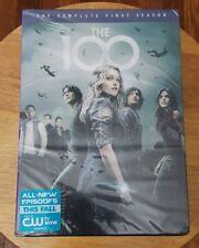 The 100: Complete Series Season 1-6 (DVD 20-Discs Box Set) Region 1 - BRAND NEW