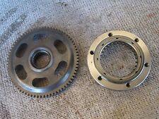 Suzuki Vinson 500 Manual 05-06 starter clutch / flywheel gear and bearing