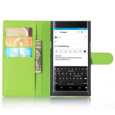 For BlackBerry Q20 Flip Wallet Slot Case/Cover/Card Holder Kickstand Pouch