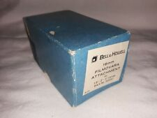 Bell & Howell Filmovara 16mm Cine Zoom Projection lens attachment