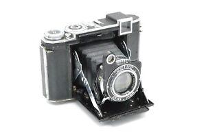 Vintage Carl Zeiss Ikon Super Ikonta 532/16 Camera with Tessar 80mm f/2.8 Lens
