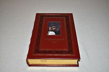 SIGNED Easton Press MUHAMMAD ALI: HIS LIFE AND TIMES Hauser 1ST LEATHER MINT/OOP