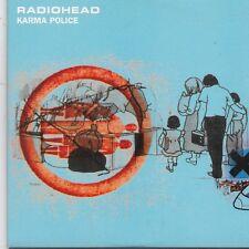 Radiohead-Karma Police cd single