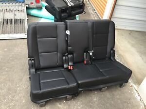 Ford Explorer Rear Seats (Second Row) 2013-2019 Year Models, May Fit More Years