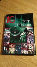 PIT AND PENDULUM / SWEET KILLER / BUTCHERED / VAMPIRE JOURNALS / SUBSPECIES dvd
