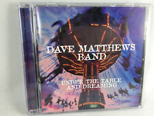 078636644929 Dave Matthews Band Under the Table & Dreaming Audio CD 1994