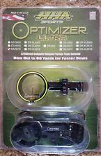 HHA Sports Optimizer Lite Ultra 5000 .019 RH 3-Feet Bow Sight - DS-5019